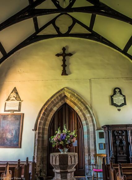 St Mary's, Foy, nr Ross on Wye