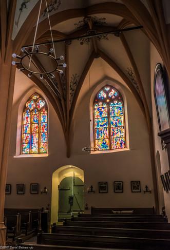 Johanneskirche, Kronenburg