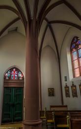 Kapelle St.Markus, Markusberg, Trier