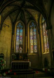 Collégiale Saint-Etienne, Eymoutiers