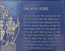 The Holy Rude, Stirling