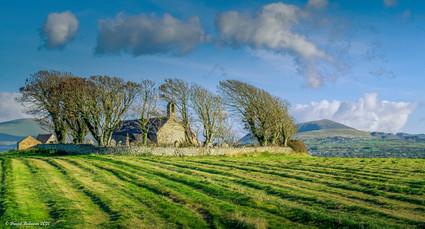 St Baglan's Church, Llanfaglan.FFC