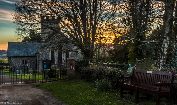 St Michael's, Cefn Mably