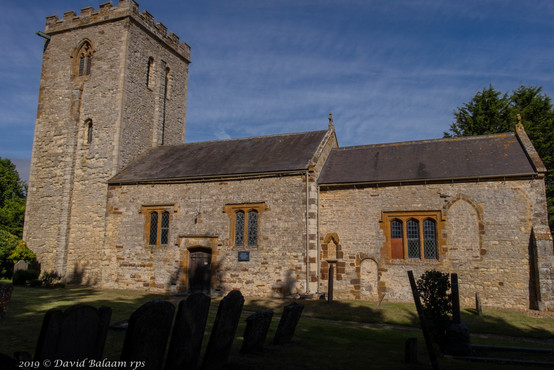 St Peter and St Paul, Preston Deanery