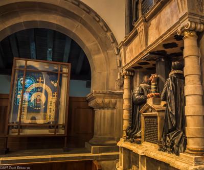 St Mary's,  Tissington