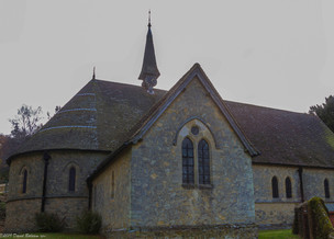 St Mark's, Peaslake