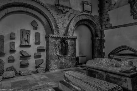 St Michael & Priory, Ewenny