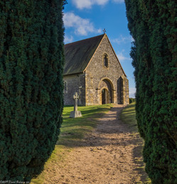 St Martha's on the Hill. Chilworth