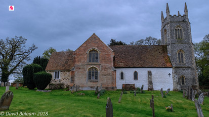 St Mary's Church, Hartley Wintney