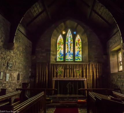 St Michael & All Angels, Alsop-en-le-Dale