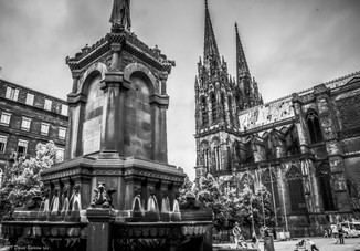 Cathedral of the Assumption, Clermont Ferrand