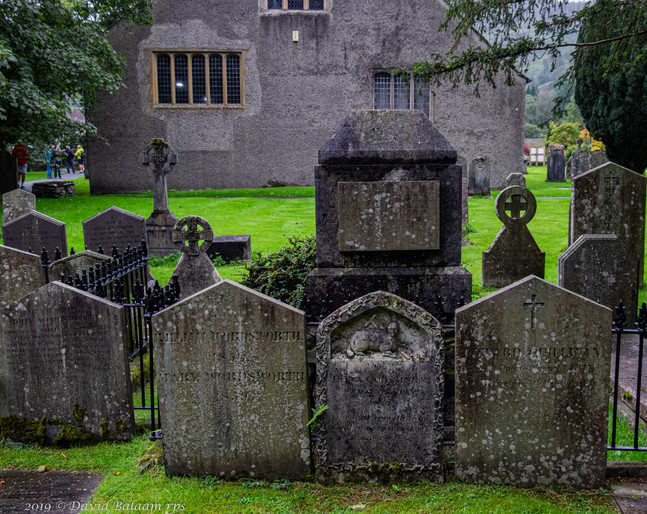 St Oswald's Church, Grasmere