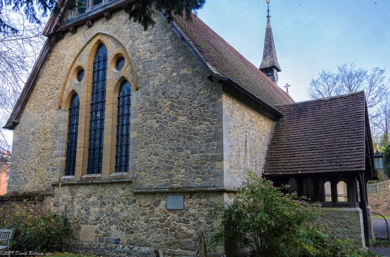 St James's, Shere Village