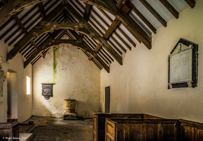 The Old Church of Llantrisant, Angelsey