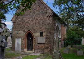 Lumley Chapel, Cheam Village