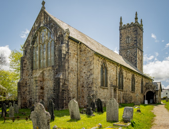 St Michael & All Angels, Princetown