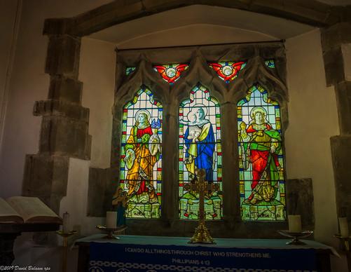 St Margaret of Antioch, Ifield