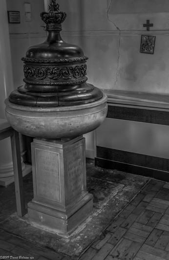 St Pancras Old Church, London