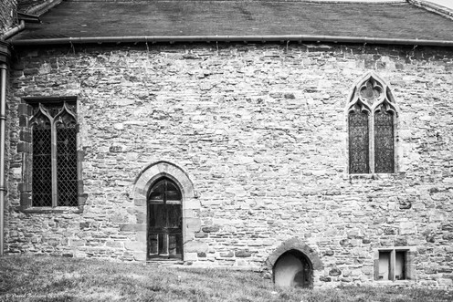 St Bartholomew's, Richard's Castle