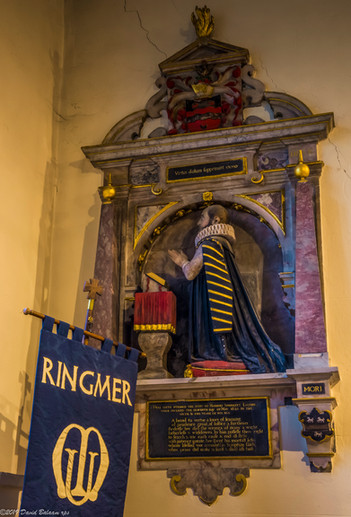 St Mary the Virgin - Ringmer