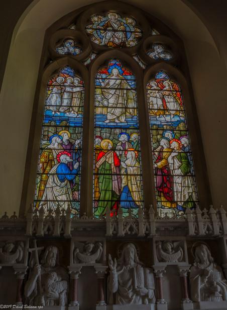 All Saints, Grayswood