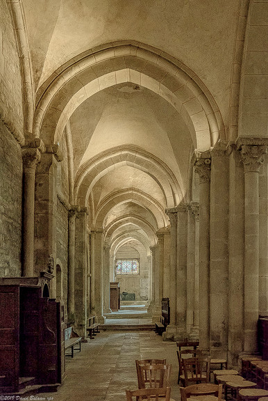 Avallon Cathedral