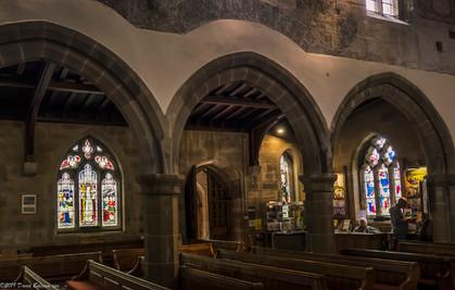 St Lawrernce, Eyam