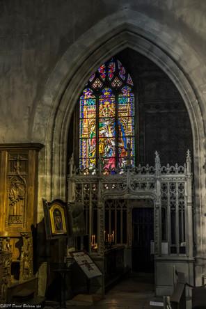 Eglise Notre Dame, Bourg-en-Bresse