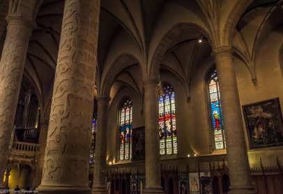 Notre Dame Cathedral, Luxembourg