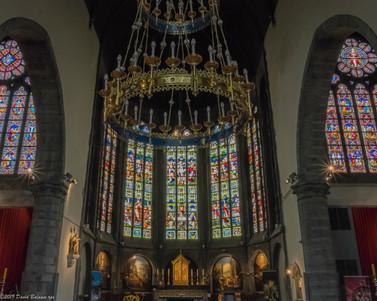 Saint Walburga, Oudenaarde