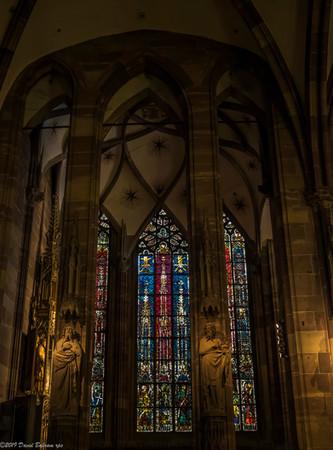 La Cathedral Notre Dame, Strasbourg