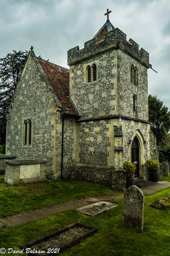 St John the Baptist, Allington