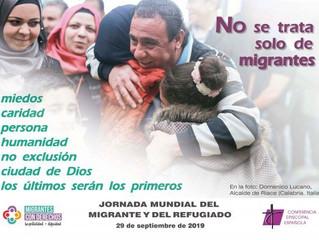 Jornada Mundial de los Migrantes y Refugiados