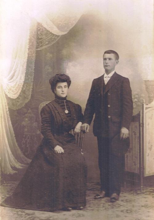 BodaAlbertoIsabel 1909-06-30