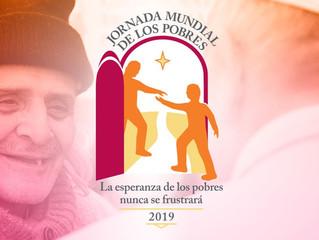 Carta de nuestro obispo sobre la III Jornada Mundial de los Pobres