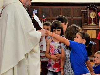 Carta del obispo a los niños