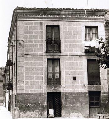 Casa donde vivió Alberto