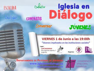 Iglesia en Diálogo: 1 de junio