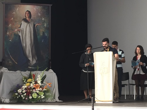 Javier García Gorriti (Eucaristía)