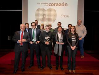 VIII Premios con Corazón de Cáritas Chavicar