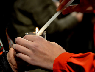 Luz de la Paz de Belén: 16 de diciembre, 20:30