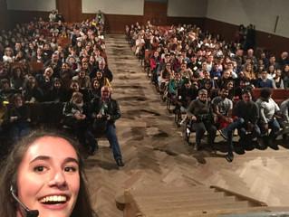 Más de 300 jóvenes participan en el MisionFest