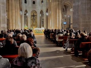 Eucaristía de lanzamiento de la Campaña 58 de Manos Unidas, retransmitida por RTVE desde Santo Domin