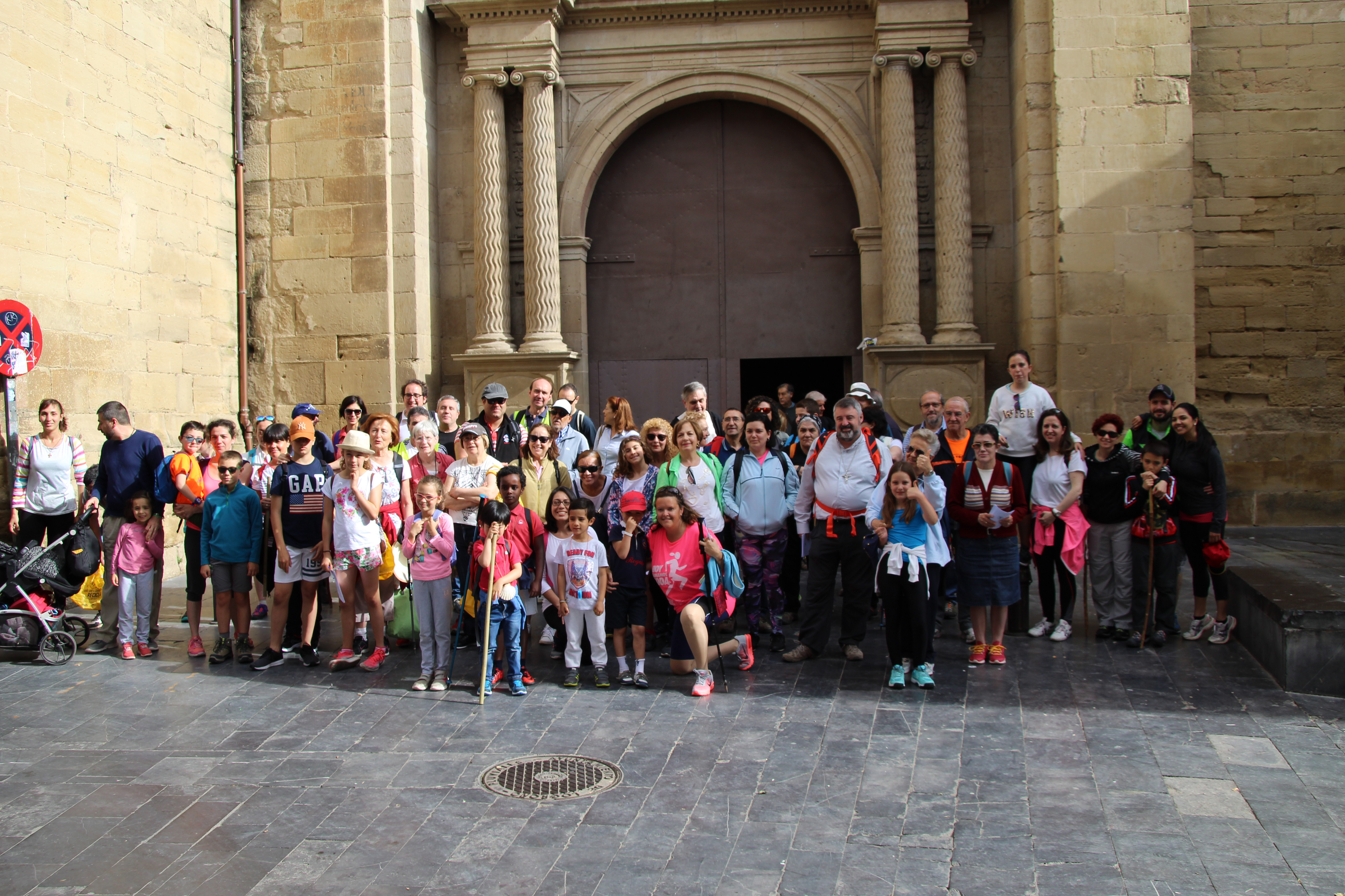 Camino de Santiago en Familia