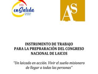 Instrumentum Laboris - Congreso de Laicos