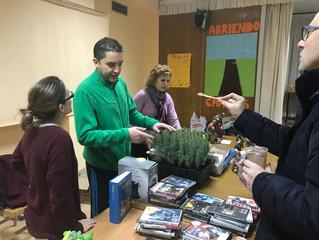 Rastrillo de Navidad Solidario en la parroquia de San José Obrero