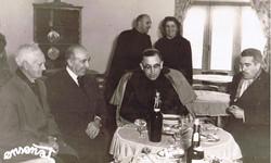 Alberto y obispo Abilio
