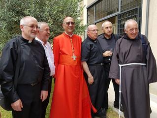La Rioja acompaña a D. Juan José Omella al consistorio en Roma