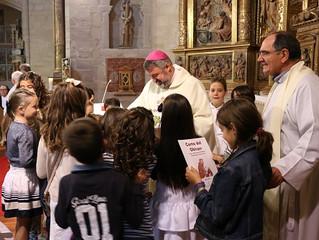 Centenario de la fundación del convento de la Hijas de La Cruz en Fuenmayor
