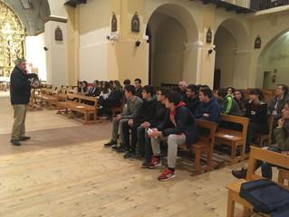 Coloquio de Manos Unidas y Cáritas Diocesana en Alfaro